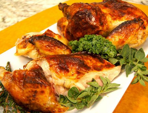 Buttermilk-Brined Chicken