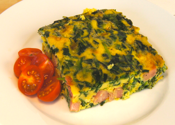 OVen-Baked-Spinach-Ham-Eggs-600x429-1