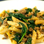 penne-w-sausage-and-greens