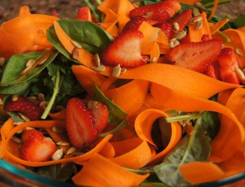 Nourishing vs. Eating