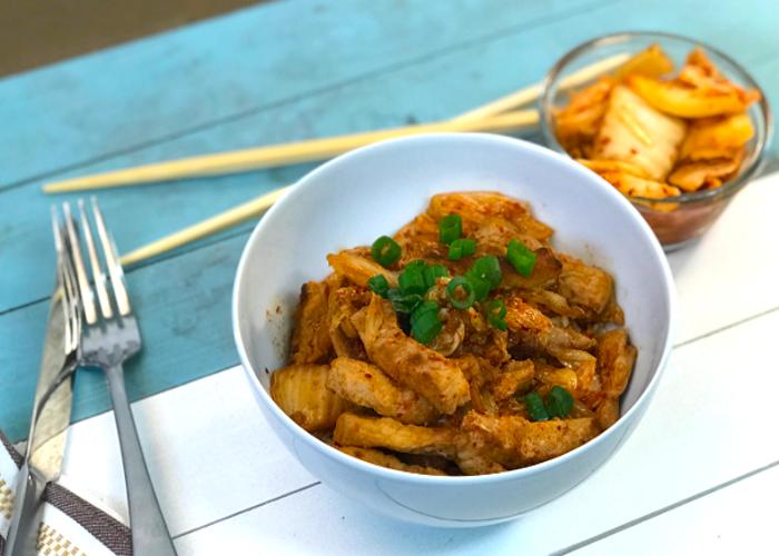 Pork-Kimchi-Stir-fry
