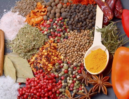Practical tips for storing herbs and spices