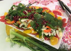 fennel-citrus-pomegranate-spinach-salad-