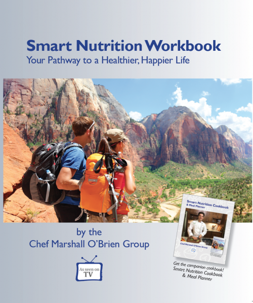 smart nutrition workbook front cover