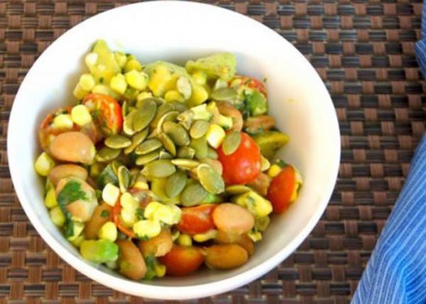 spicy-avocado-corn-bean-salad