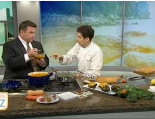 Fox9 Buzz – Refreshing Thanksgiving Side Dishes