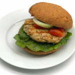 Five Spice Turkey Burger