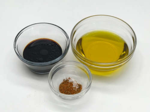 five spice balsamic vinaigrette