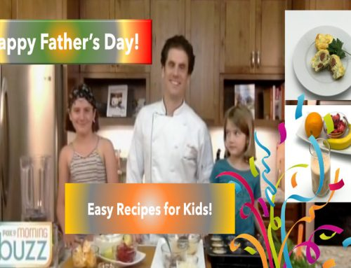 Fox9 Buzz Fathers Day Kids Cooking