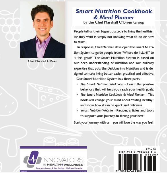 smart nutrition workbook back cover