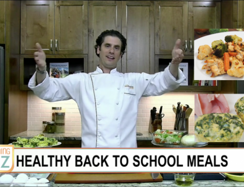 Fox9 Buzz – Calmer School Days with Smart Nutrition