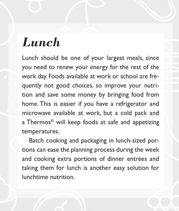 smart nutrition cookbook meal planner3