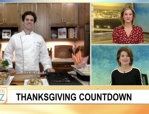 Fox9 Buzz – Manageable Thanksgiving Tips and Recipes