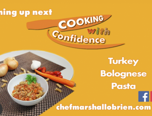 Episode 5 – Cooking with Confidence – Turkey Bolognese