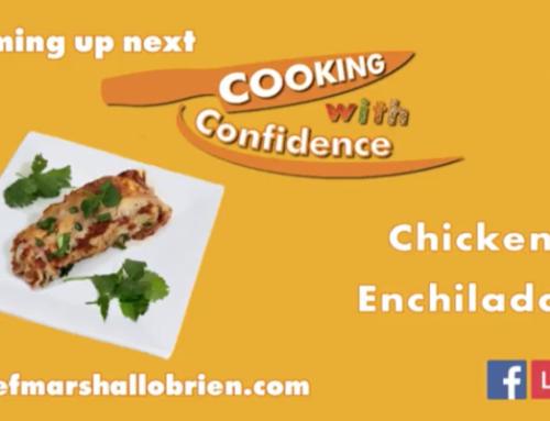 Chicken Enchiladas – episode 8