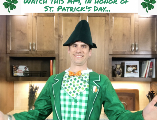 Fox9 Buzz – Green St Paddies day