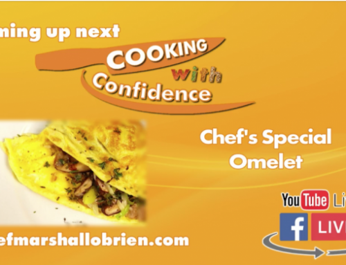 Chef's Special Omelet – episode 20